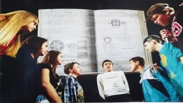 """Najava: Predstava """"Knjiga - jedna edukativna priča"""""""