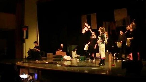 """Predstava """"Slijepa ulica"""" premijerno pred trebinjskom publikom"""