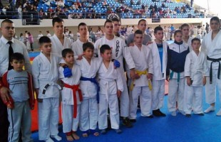 Sedam medalja za Džiju džica klub Leotar