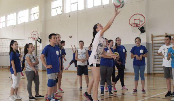 Škola odbojke Trebišnjica obilježila prvu godinu rada