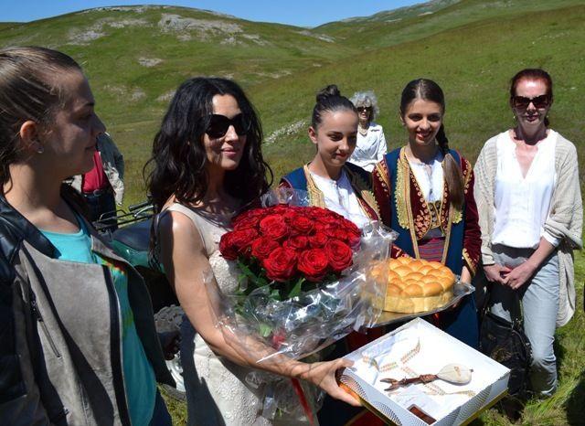 Monika Beluči na Hercegovačkom Tibetu (FOTO)