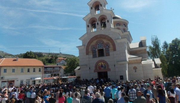 Opština Gacko i crkva Sv. Trojice proslavili krsnu slavu-Trojičindan