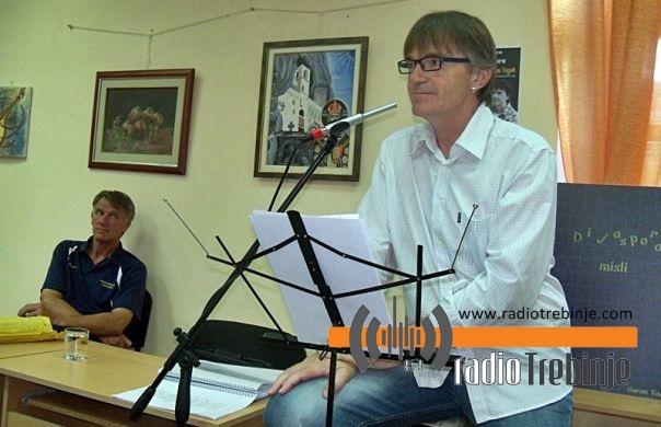 Поетско-музичко вече Горана Тадића