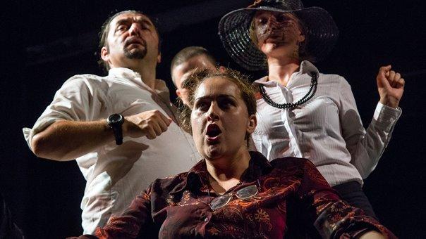 Уочи фестивалске премијере: Изведена представа града домаћина