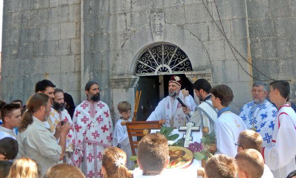 Прослављен Петровдан - Владика Григорије: Једино што можемо да мрзимо је зло