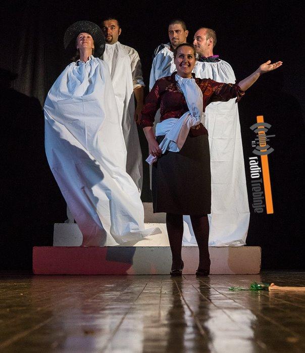 Вечерас игра: Градско позориште Требиње