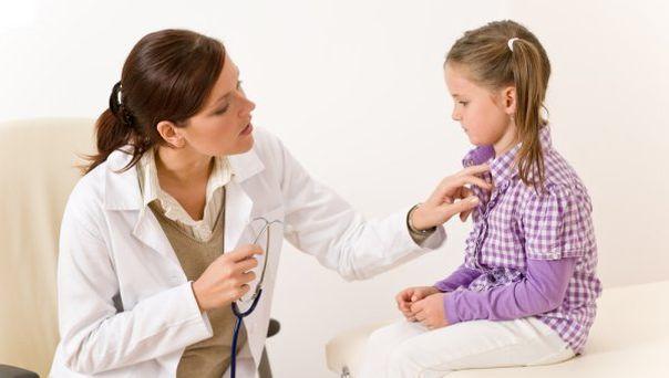 dijete doktor