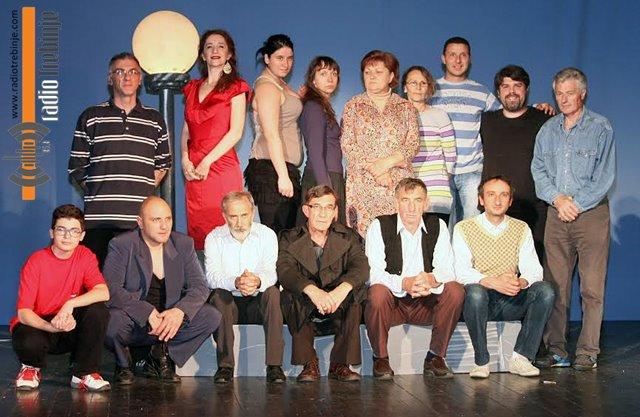 Вечерас игра: Градско позориште Смедеревска Паланка