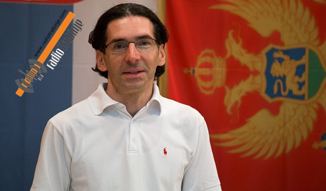 Zoran Radulović, glumac iz Crvenke: GODIŠNJI ODMOR NA FESTIVALU FESTIVALA