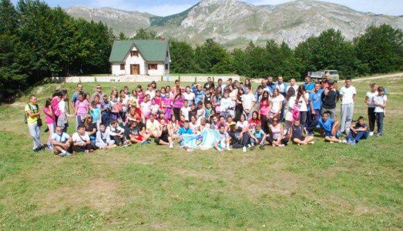 Општина Гацко домаћин дјеци из Гњилана