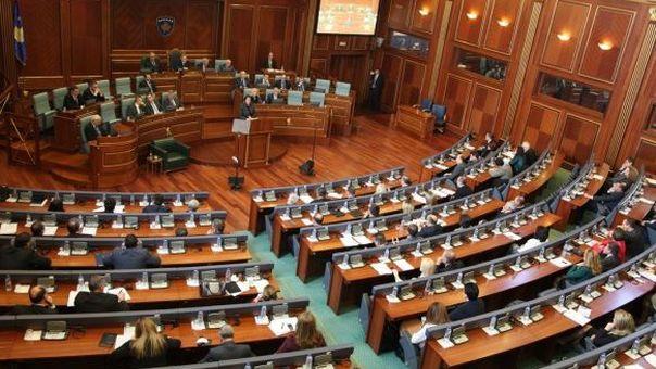 kosovo-parlament