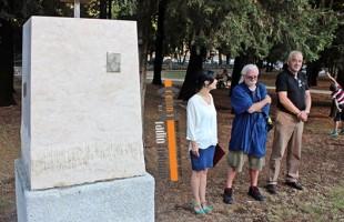 Park postaje galerija: Obelisk Đorđa Arnauta prva skulptura