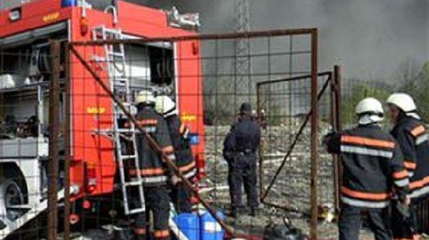 Експлозија у фабрици оружја 4 повријеђених