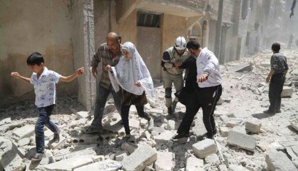 Четвртина страдалих цивила у Сирији су жене и дјеца