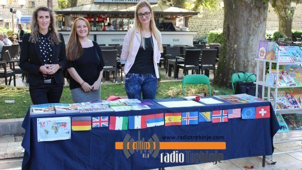 """Школа """"Церовац """" обиљежава Европски дан језика"""