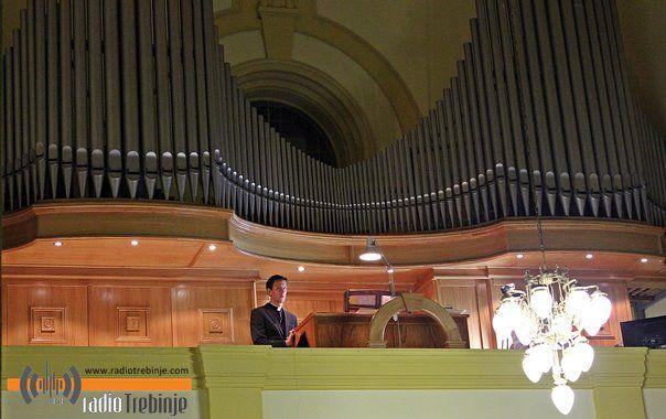Дан требињске бискупије: Вечерас концерт на оргуљама требињске катедрале