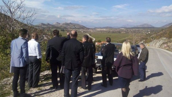 Gradonačelnik Vučurević sa predstavnicima USAID-a i Gold projekta o nastavaku izgradnje distributivne mreže za vodosnabdijevanje