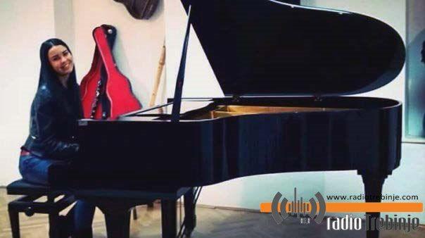 Јана Чоловић: Музика и Требиње су моје љубави