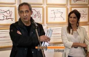 Изложба Весне Бошковић: Графике као умјетнички израз