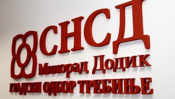 СНСД: Вучуревић нема шта да понуди осим лавине оптужби и увреда