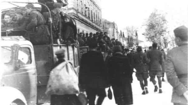 trebinje 1944