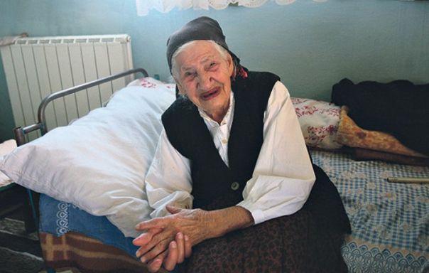 Најстарија Српкиња преживјела три рата