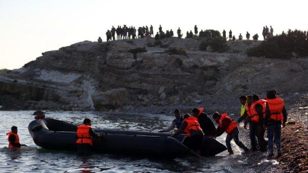migranti voda