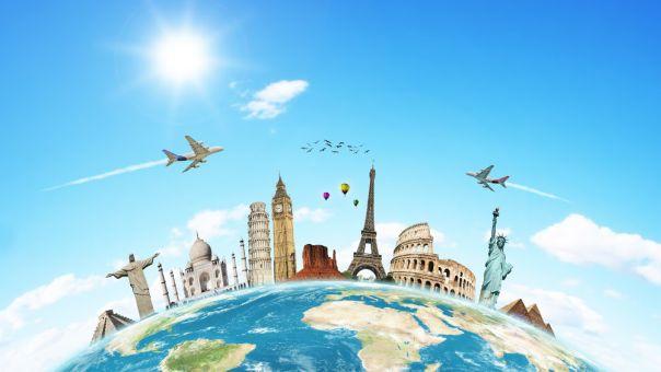 put svijet avion putovanje