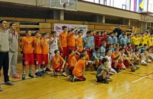 Требиње угостило кошаркашке наде региона