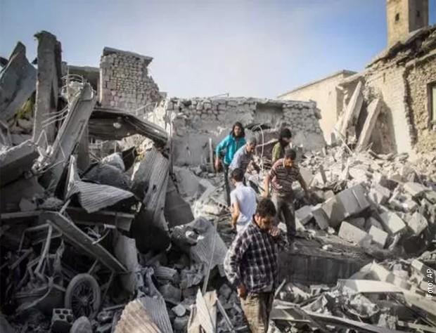 Sukobi u Siriji-s