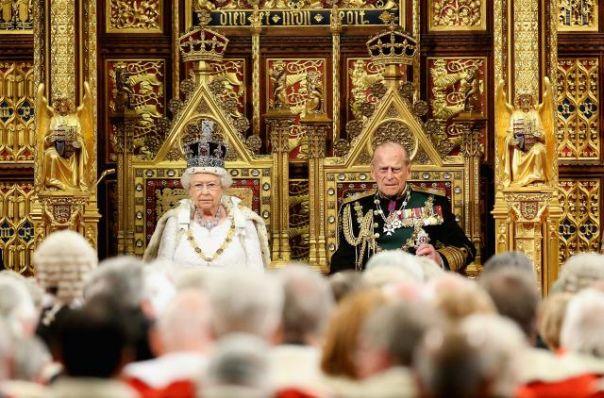 kraljica britanija