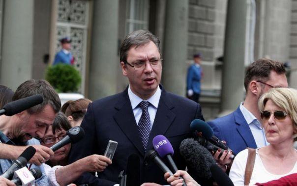 Vučić najavio posjetu istočnoj Hercegovini