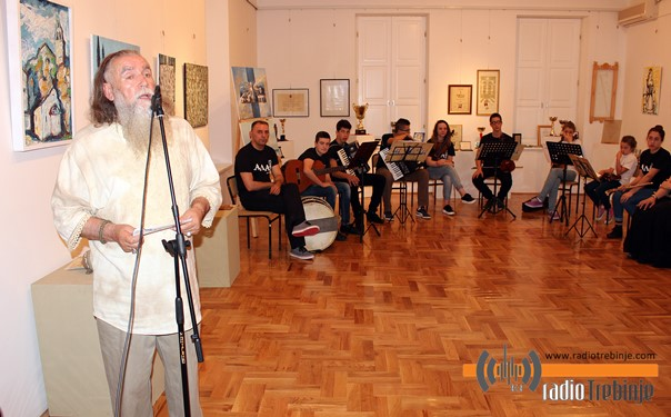 """За крај прославе јубилеја: Свој рад представило и Алатово ликовно """"Коло"""""""