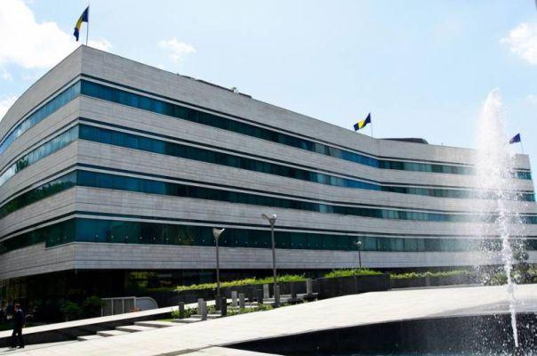sarajevo parlament