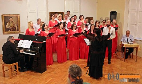 """Најава: Годишњи концерт Мјешовитог хора """"Трибунија"""""""