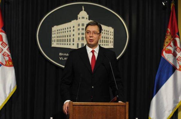 Vučić: Bez rješenja za Kosovo, prva kriza će nas uništiti