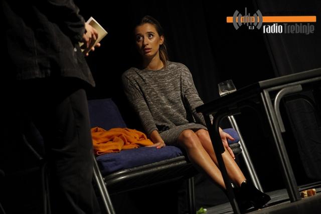 Протагониста вечери - Сандра Танчева: УЛОГА МЕ ПОДСТАКЛА НА РАЗМИШЉАЊА О ЖИВОТУ