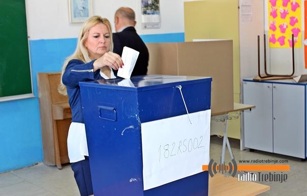 Убједљиво ДА за 9. јануар: У цијелој Херцеговини свега 79 гласова против