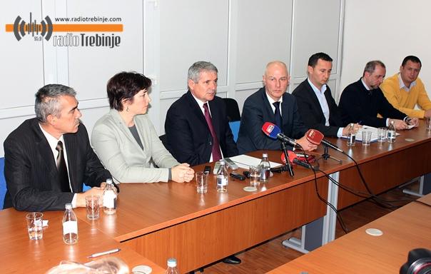 Чека зелено свјетло: Први заједнички пројекат Требиња, Дубровника и Херцег Новог