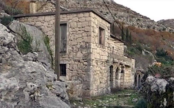 Остаци палате српских жупана у Требињу