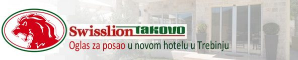 Oglas: Novi hotel u Trebinju zapošljava radnike