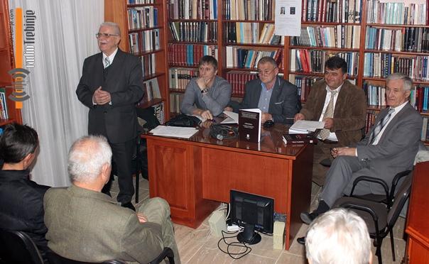 Uz spomenicu dr Čedomiru Lučiću: Hercegovina mora dobiti institut za istoriju