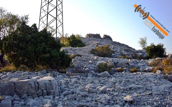 Неистражено Требиње: Градина на врху Кучиног брда