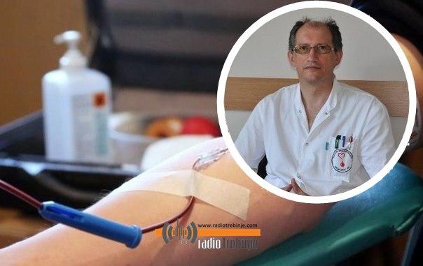 Матуранти Гимназије даровали крв