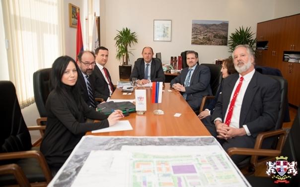Састанак са представницима УСАИД-а