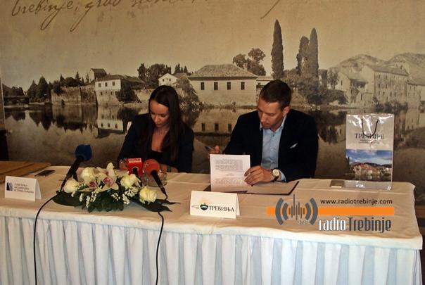 Потписан уговор о сарадњи туристичких организација Требиња и Источног Сарајева