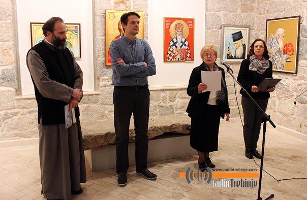 Изложба Драга Вучића:Свјетлост и светост као позив на преображење (ФОТО)
