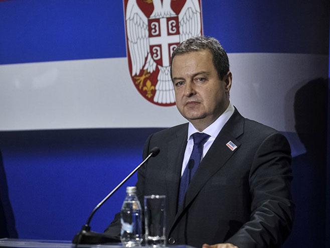 Дачић: Разграничењем на српско и албанско на КиМ могуће трајно компромисно рјешење