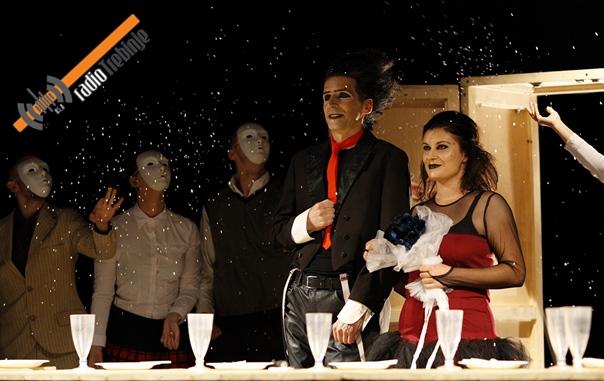 ФЕСТИВАЛ ФЕСТИВАЛА (3): Малограђанска свадба из Црвенке испраћена овацијама