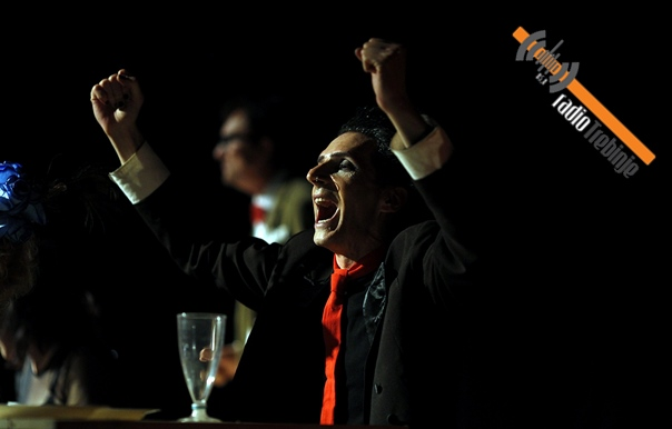 Протагониста вечери: ЗОРАН РАДУЛОВИЋ: ЧАСТ ЈЕ ИГРАТИ НА 60. РОЂЕНДАНУ ФЕСТИВАЛА ФЕСТИВАЛА!